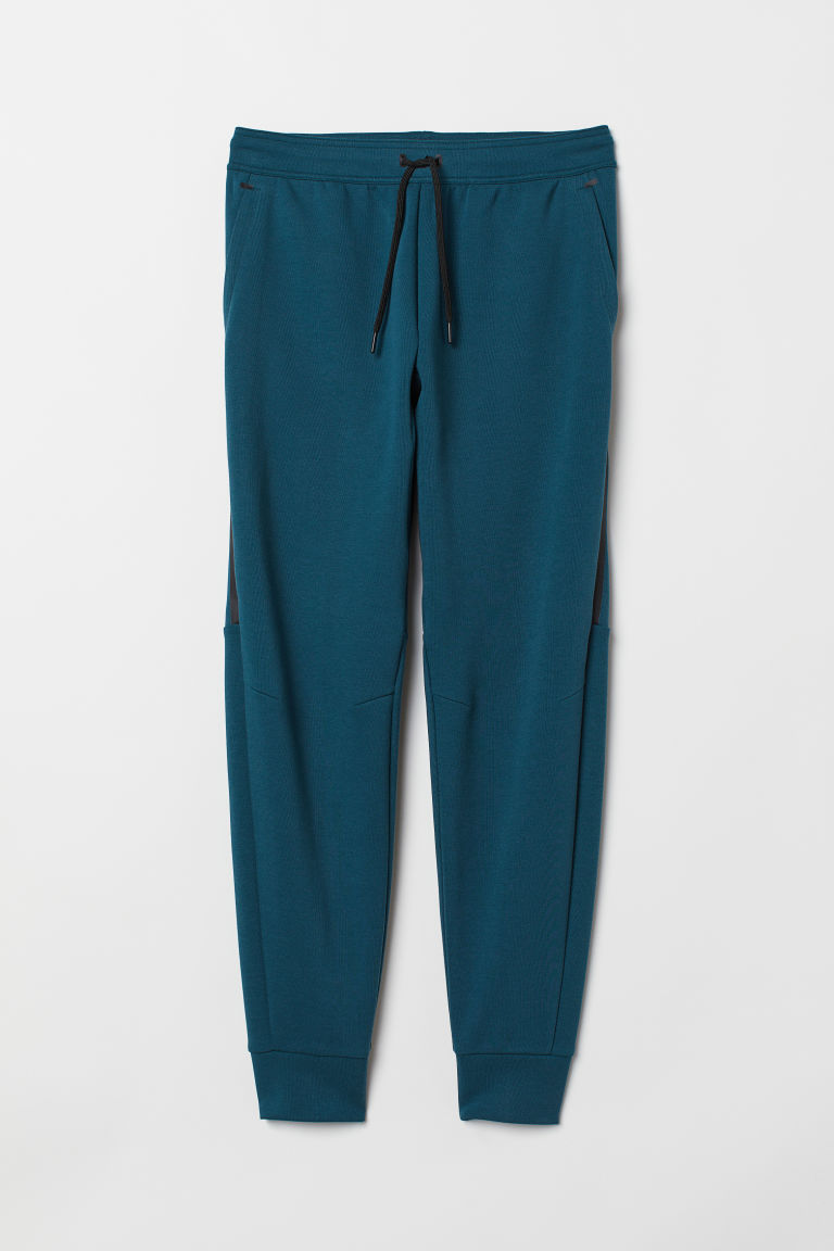 Joggers sportivi - Turchese scuro -  | H&M IT