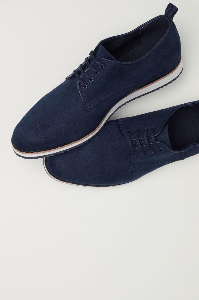 35c916419957 ... Derby shoes - Dark blue - Men
