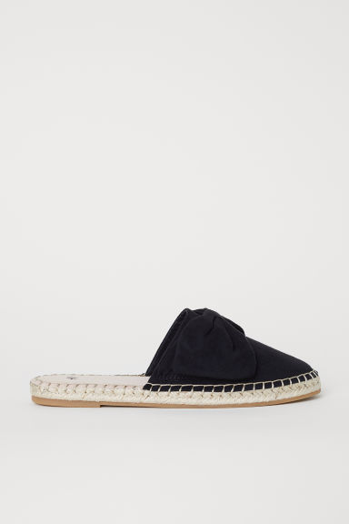 Sandali slip-on - Nero -  | H&M IT