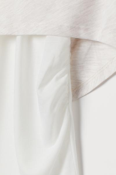 H&M - MAMA Camiseta de deporte doble - 6
