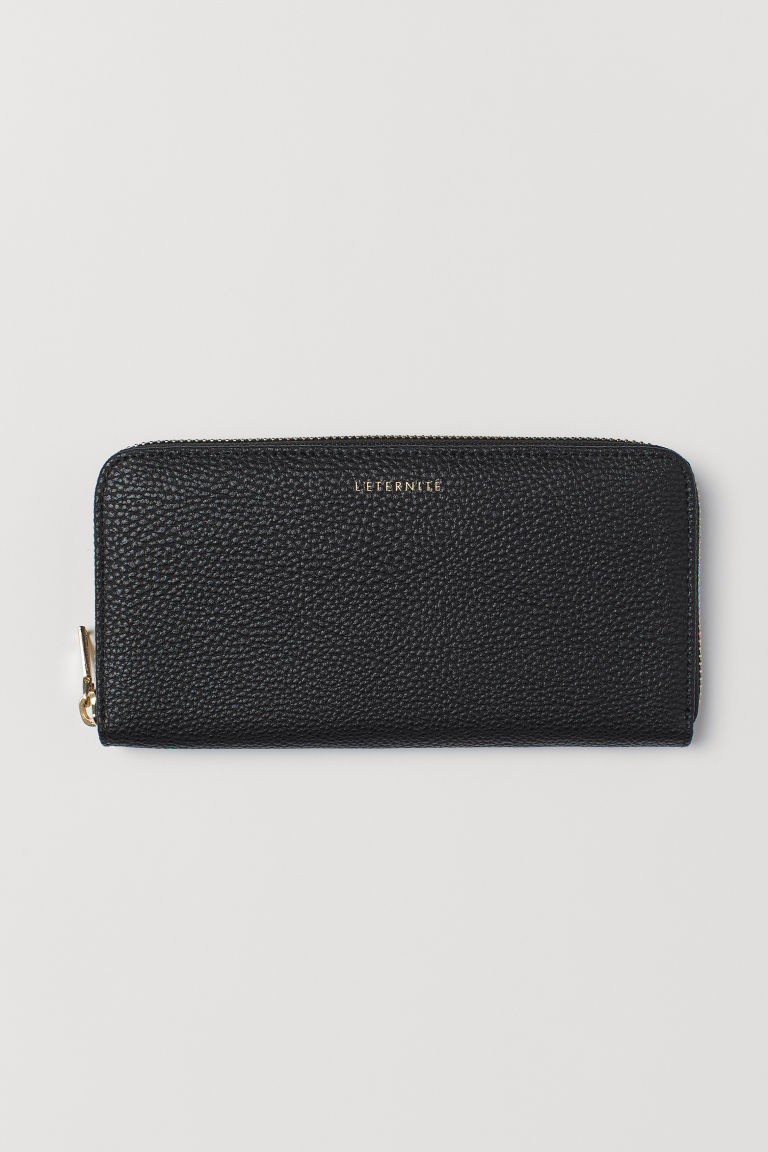 Large purse - Black - Ladies | H&M