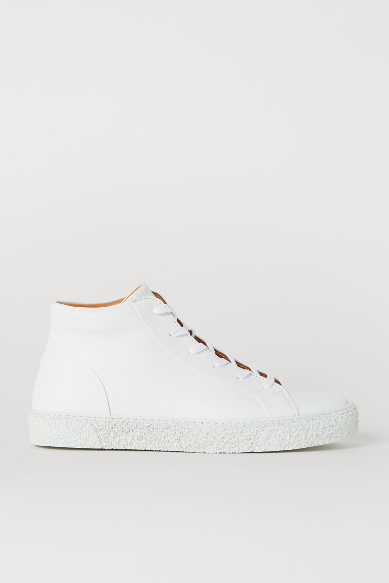 Hi-tops - White - Men | H&M CN