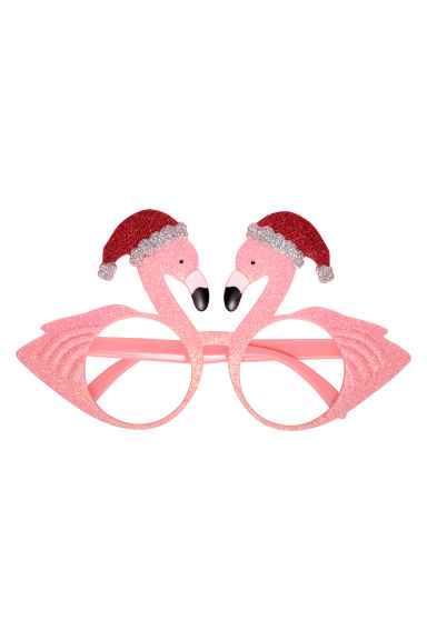 Glittery glasses - Pink/Flamingo -  | H&M