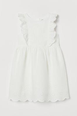b1d0a769db7a5d Eleganckie sukienki wyjściowe | Dziewczynki 18m-10 lat | H&M PL