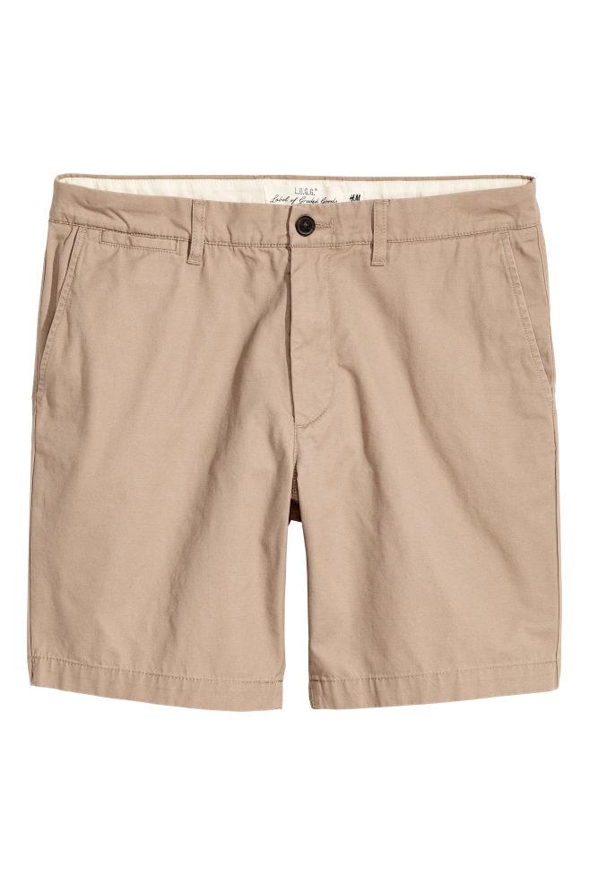 Chino Shorts - Beige - Men  a06284190e758