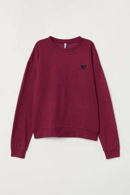 5d44d6ebd Women's Hoodies & Sweatshirts | H&M GB