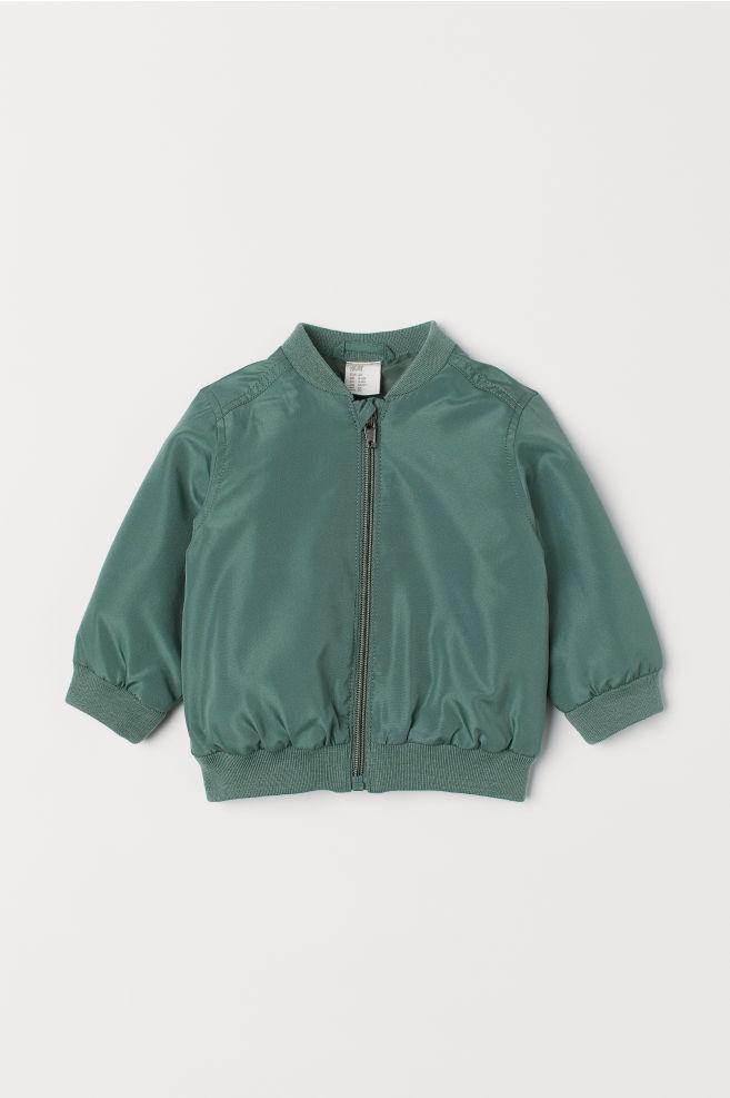 99a3243ce Satin bomber jacket