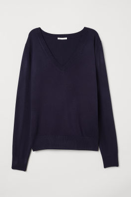 f6a21fa1db Fine-knit jumper