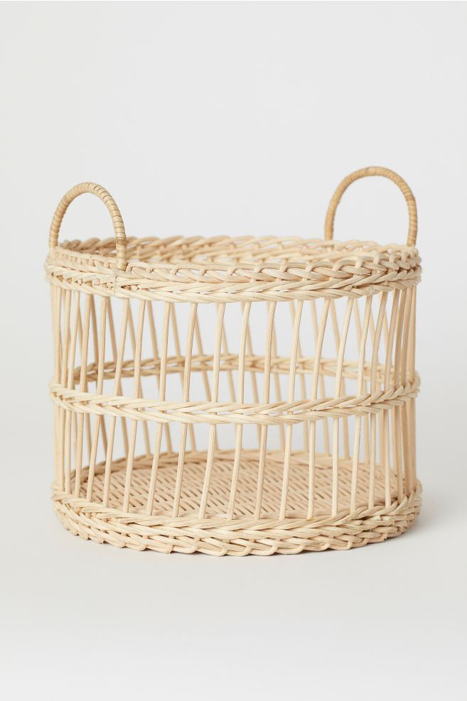 c3b961c7788a Rattan fruit basket - Beige Rattan - Home All