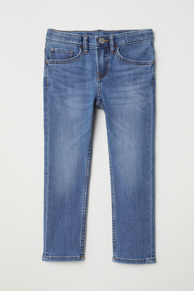 Slim Fit Jeans - Denim blue - Kids | H&M