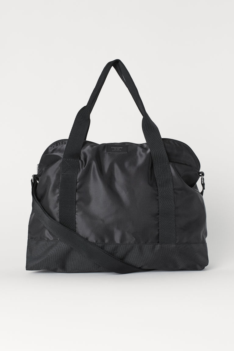 Weekend bag - Black -  | H&M CN