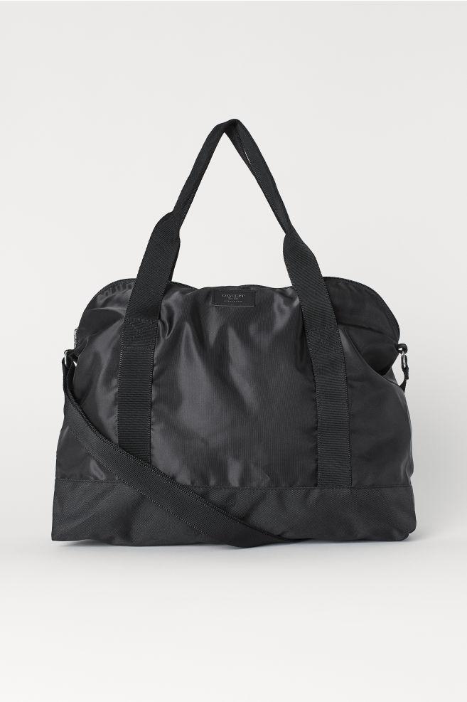 b3b930031d Hétvégi táska - Fekete - | H&M ...