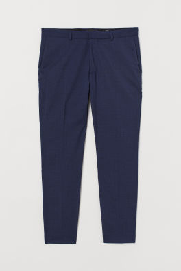 ed87809d863 Skinny Fit Suit Pants