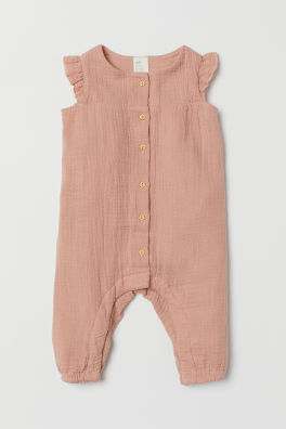 d16c206bfadf8 Baby Girl Clothes | Age 4 Months to 4 Years | H&M GB