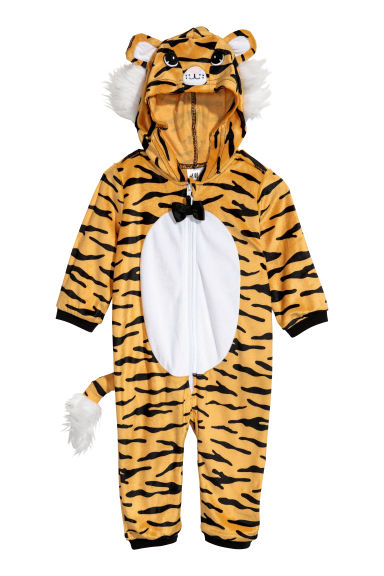 Fancy dress costume - Tiger/Yellow - Kids | H&M
