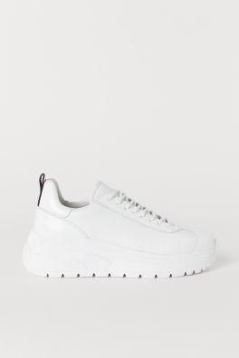 Sneakers in pelle 4739fc1e6a2