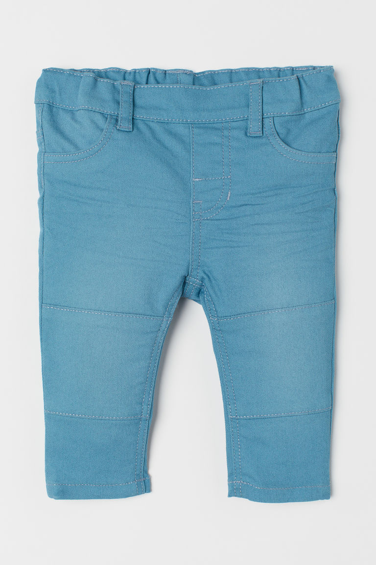 Jeggings - Turchese - BAMBINO | H&M IT