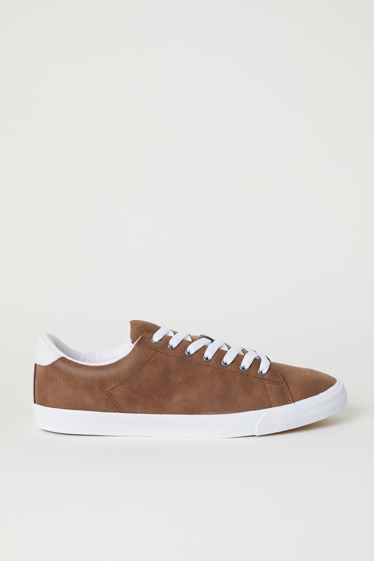 Trainers - Brown - Men | H&M