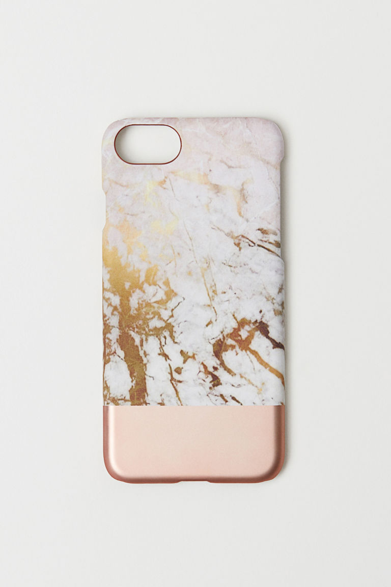 iPhone 6/7-case - Poederroze/©Marta Olga Klara - DAMES | H&M BE