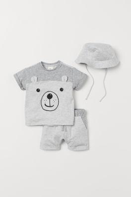 a1e545f66ab95 SALE - Baby Girl Tops & T-shirts - 4-24 months - Shop Online | H&M US