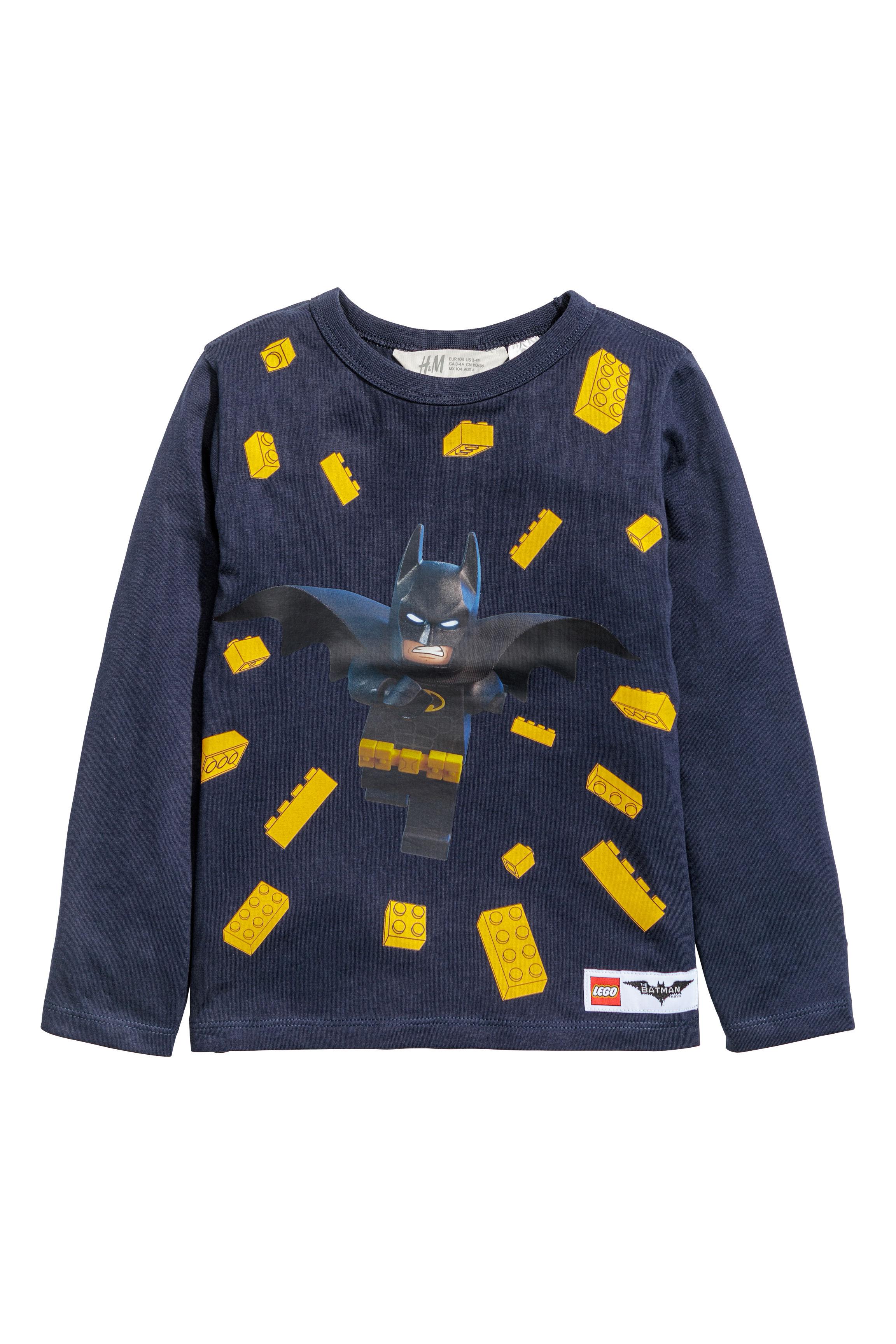 2 db-os dzsörzéfelső szett - Sötétkék Lego Batman - GYEREK  4b393357c1