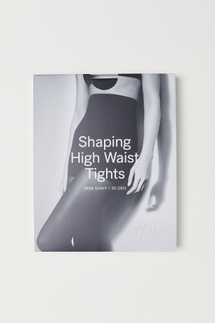 30 denier shaping tightsModel