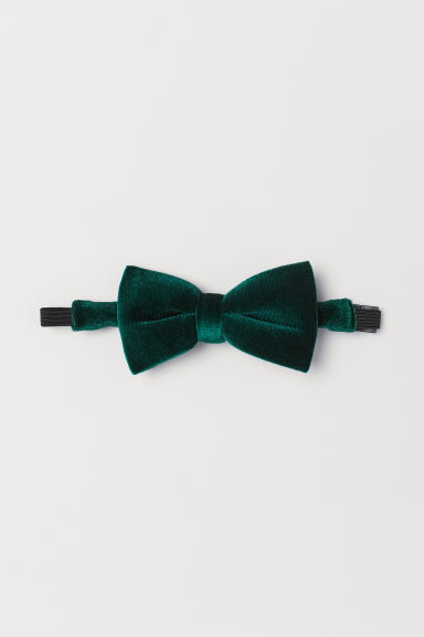 Bow tie - Dark green - Kids | H&M