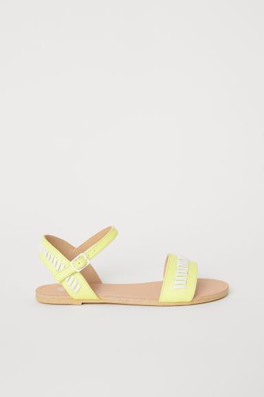 Sandals - Yellow - Kids | H&M