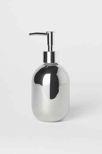 H&M - Glass soap dispenser - 2