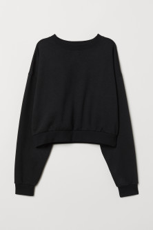 Short Sweatshirt