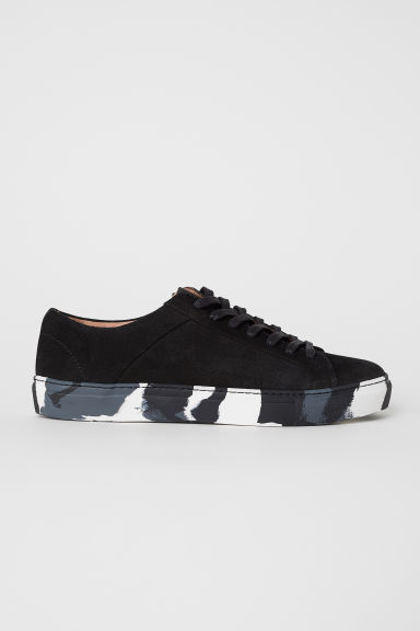 Trainers - Black/Patterned - Men | H&M