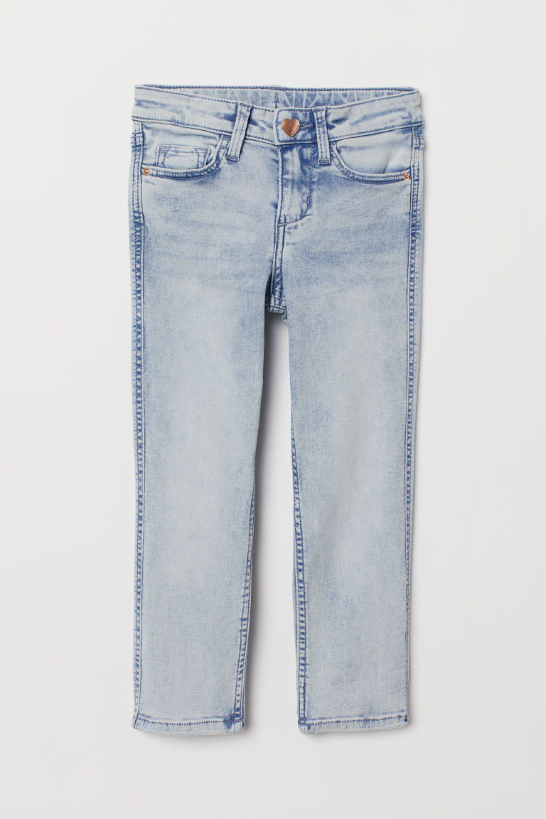 Slim Fit Jeans - Pale denim blue - Kids | H&M GB