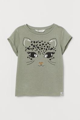b5a9ec67835 Girls Tops and T-shirts - Shop online | H&M GB