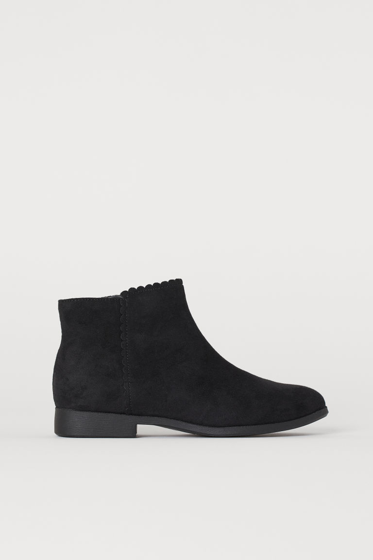Ankle boots - Black - Kids | H&M IN