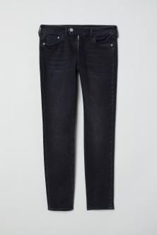 Skinny Regular Ankle JeansModell