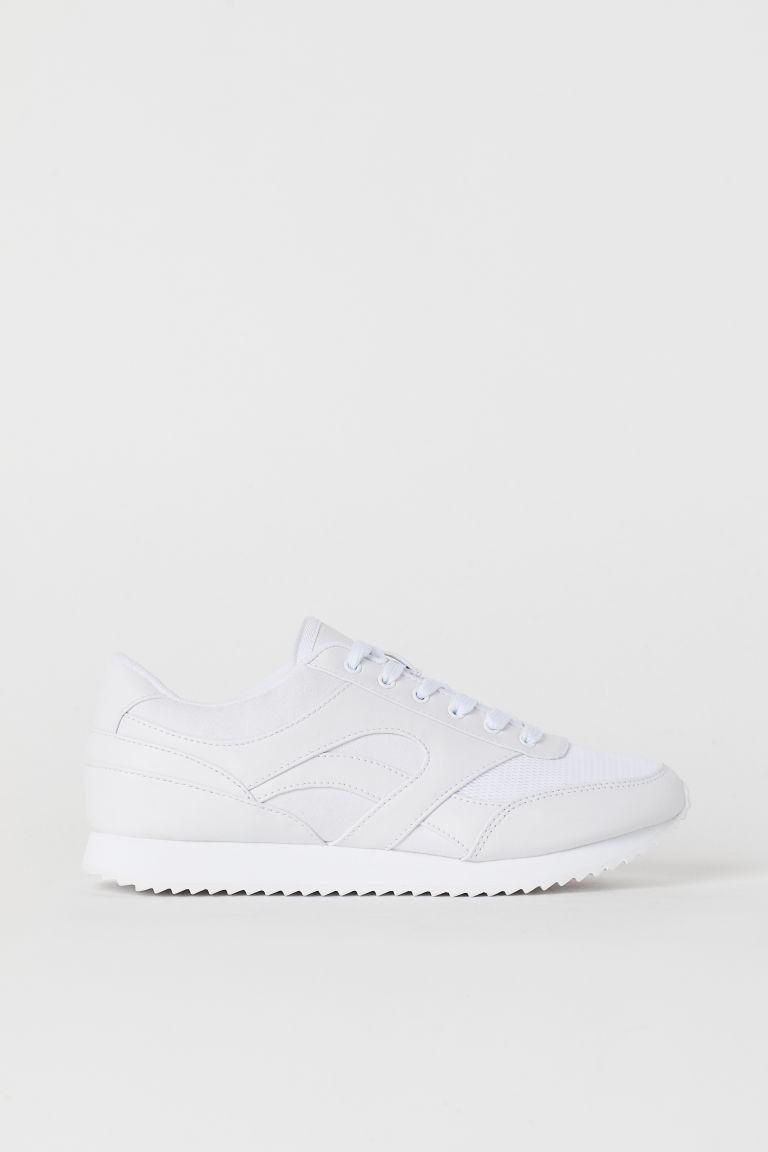 Trainers - White -  | H&M IE