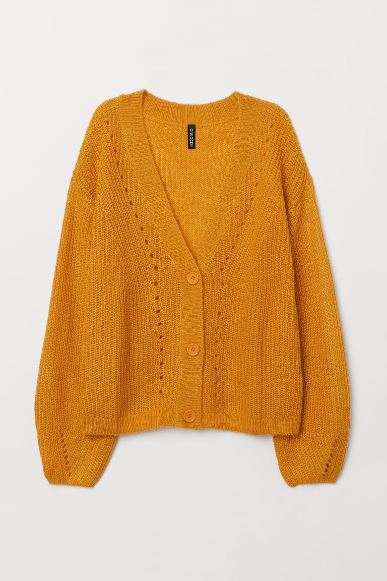 price reduced outlet on sale designer fashion Gilet en maille côtelée