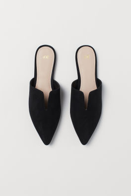 New Arrival. Dark yellow · Pointed Mules 58c2014ff5de