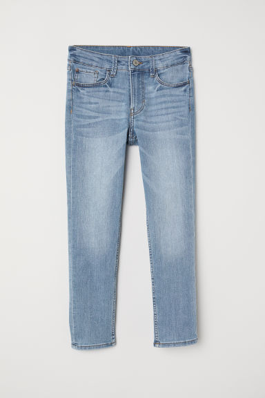 Skinny Fit Jeans - Light denim blue - Kids | H&M