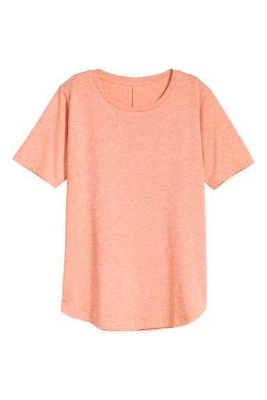T-Shirt - Koralle - Ladies | H&M DE