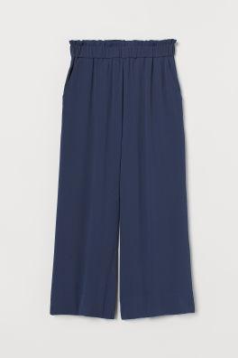 709fc8a194e Pantalon à taille élastique