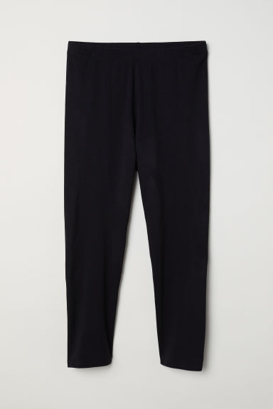 H&M+ Ankle-length leggings - Black - Ladies | H&M