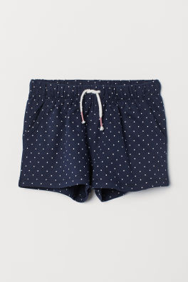 bb636bf8 Girls Shorts - 1½ - 10 years - Shop online   H&M GB