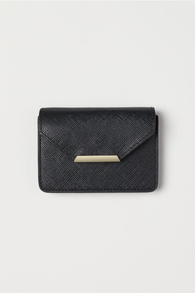 1be00bbba7f Pasjeshouder - Zwart - DAMES | H&M ...
