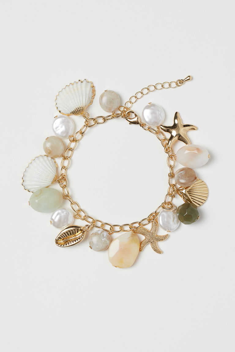 Bracelet - Gold-colored - Ladies | H&M CA