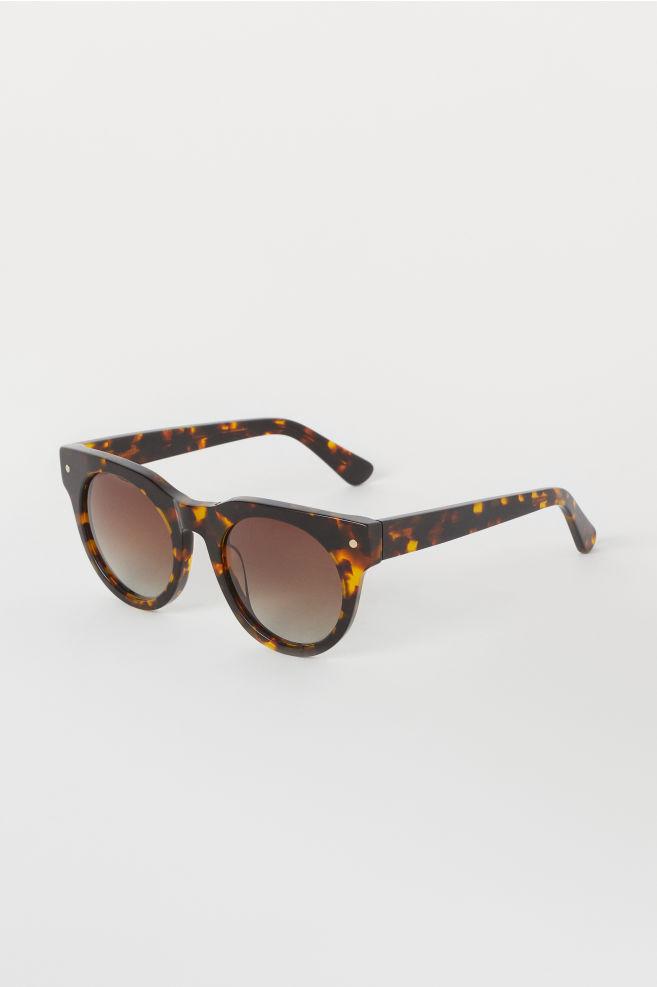 c5f64a54f7b8dd Polariserende zonnebril - Donkerbruin schildpaddessin - DAMES