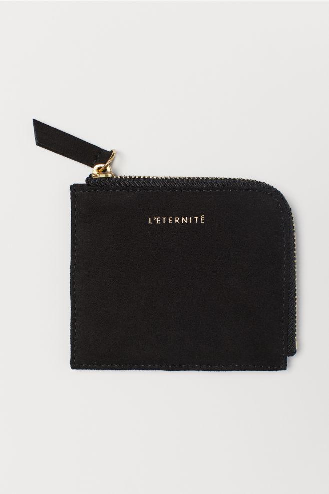 Small Wallet - Black - Ladies  4ef0599d6