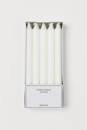 10-pack Candles