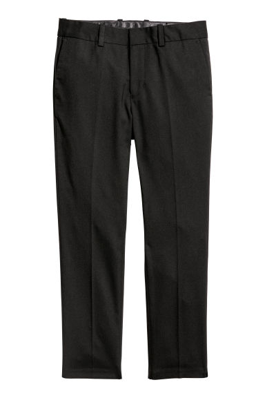 Suit trousers - Black - Kids | H&M GB