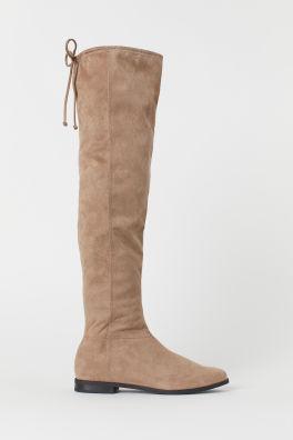 1aa424b7e1f Knee-high boots